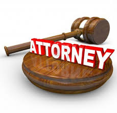 Gavel with Bankruptcy Attorney